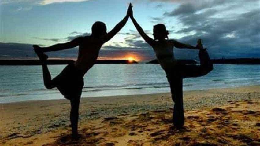 Yoga improves sleep, reduces lower back pain