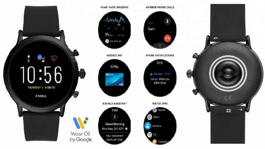 Fossil Gen 5 with extended Battery Mode, Swimproof Speaker launched in India at Rs 22,995
