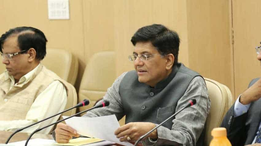Electoral bonds opposed by those immersed in corruption: Piyush Goyal