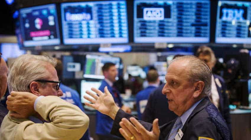 Global shares inch up, but trade worries linger