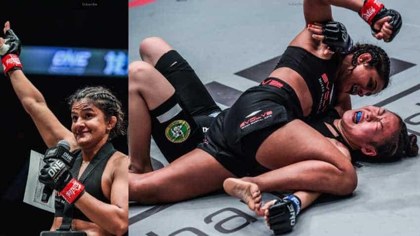 Meet Ritu Phogat MMA Super Fighter! Indian Tigress MMA Dangal girl delivers power punches, kicks - PICS, Videos