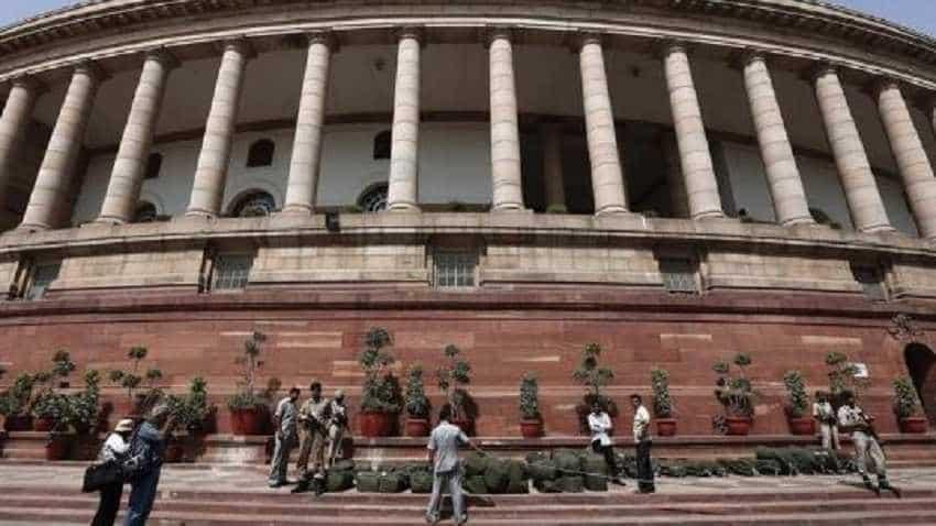 Bills on corporate tax, unified regulator for IFSCs in Lok Sabha on Monday