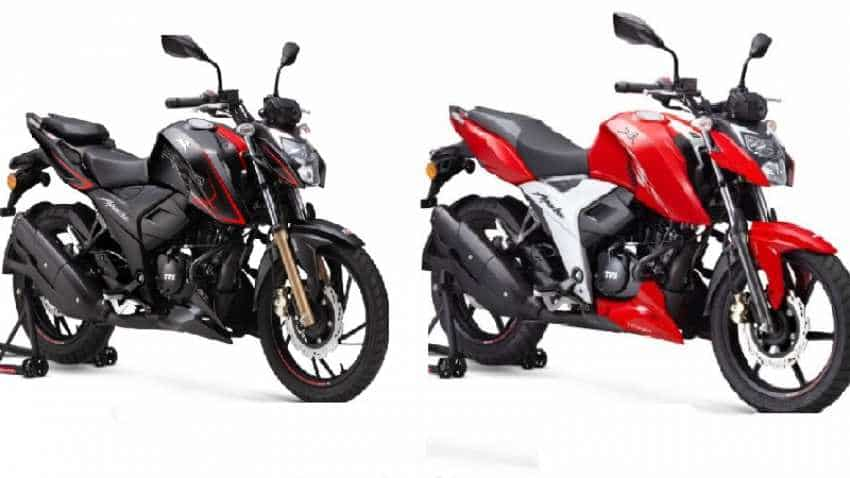 TVS Apache RTR 160, 200 4V launched with BSVI engines: Check prices, features