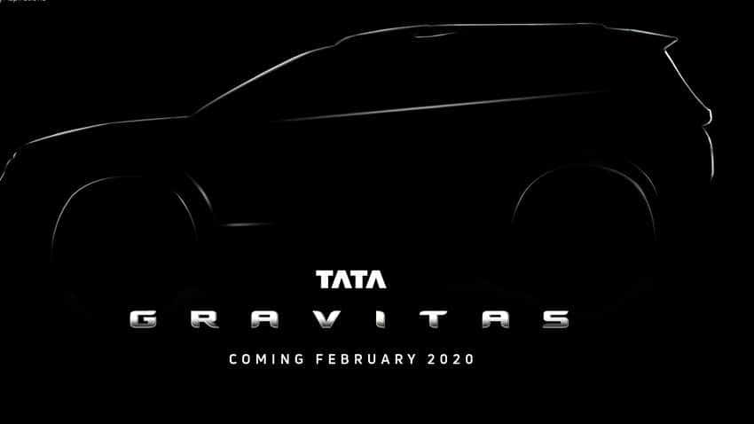 Tata Motors to launch Harrier based 7-seater SUV Gravitas in February 2020