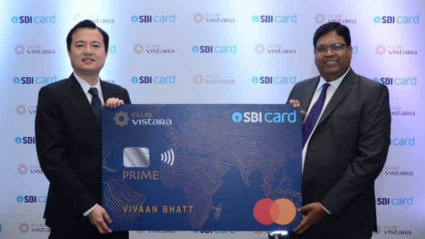 Travel savvy? Urban Indian? SBI Card-Vistara Premium Credit Card is meant for you only - Check amazing benefits