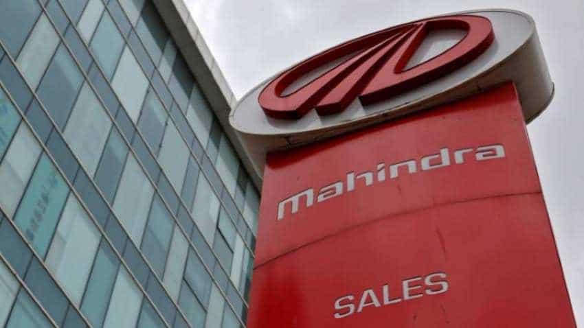 Mahindra & Mahindra's sales fall 9% in November
