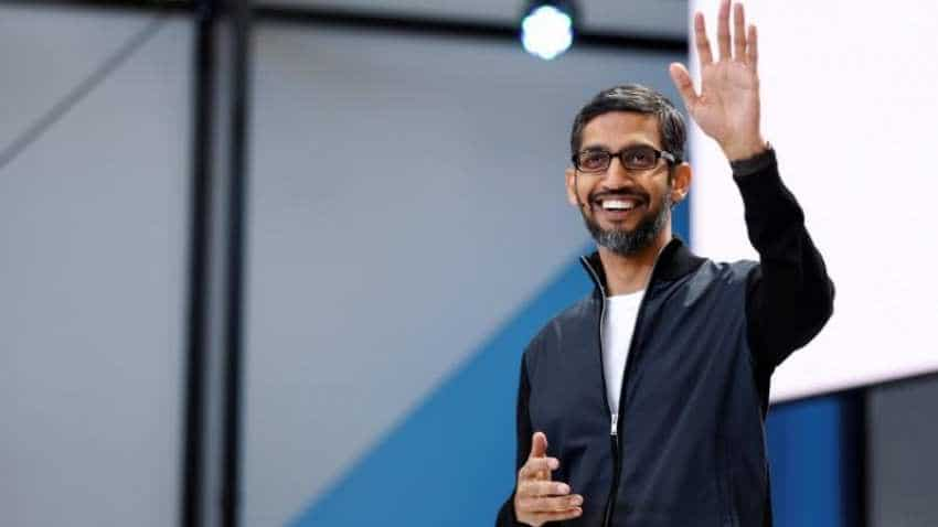 Google CEO Sundar Pichai appointed CEO of Alphabet as Sergey Brin and Larry Page quit