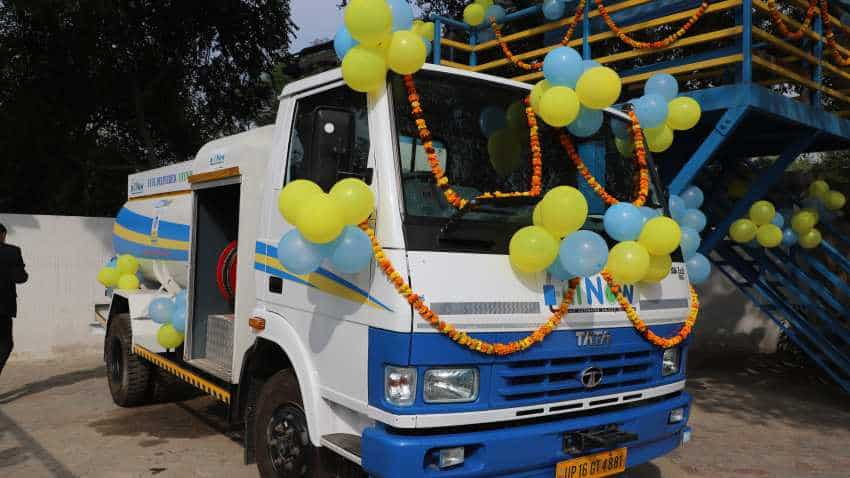 Want diesel delivered at your doorstep? Now possible! It is just a call away in Noida, courtesy BPCL