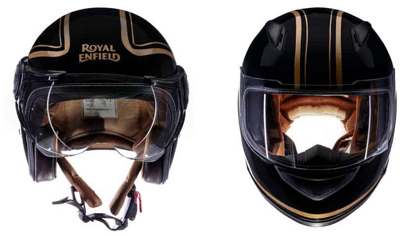 Amazing response! Gone in 180 secs! Royal Enfield Limited Edition Pinstripe Helmets sold out in 3 mins, make a big mark