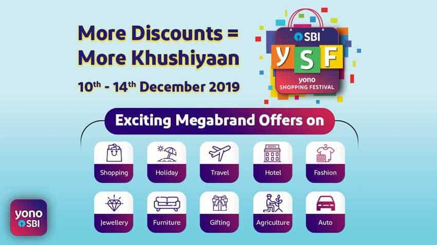 SBI YONO Shopping Festival is back! Up to 50% discount, 10% cashback, home loan, auto loan benefits and more