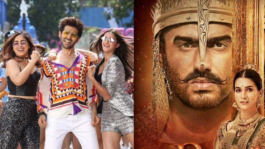 Pati Patni Aur Woh vs Panipat box office collection: Kartik Aaryan set to beat Arjun Kapoor, Sanjay Dutt on day 1