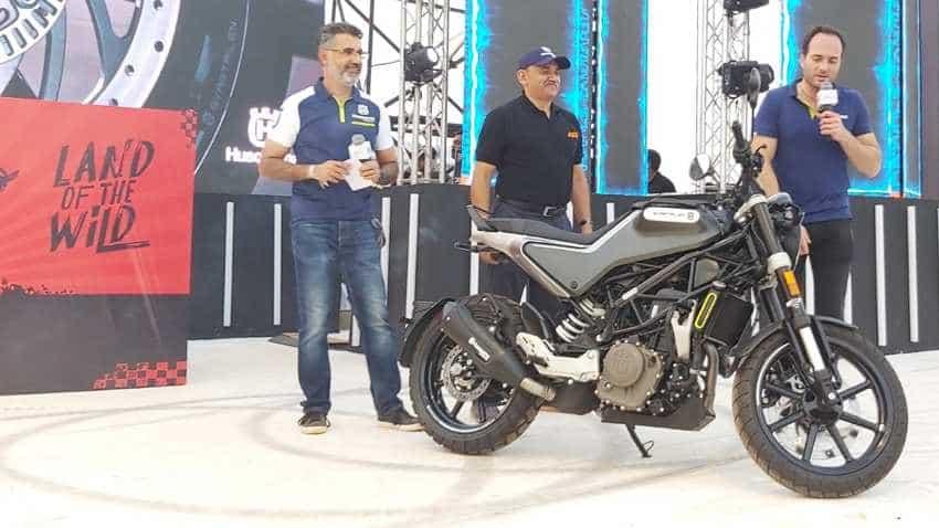 India Bike Week 2019 Goa: Bajaj launches premium Swedish motorcycle brand Husqvarna in India