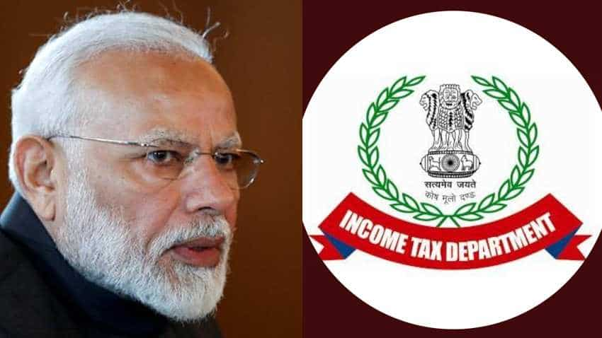 Big action by Modi government! Income Tax Dept raids share brokers, traders in Mumbai, Delhi, Noida, Hyderabad and other locations - This is the reason