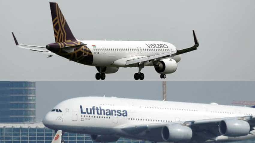 Win-win for flyers! Lufthansa-Vistara partnership lands new flights in these cities - Check full list of destinations