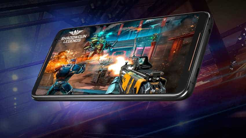 Asus ROG Phone II with 12GB RAM priced at Rs 59,999 now available in India