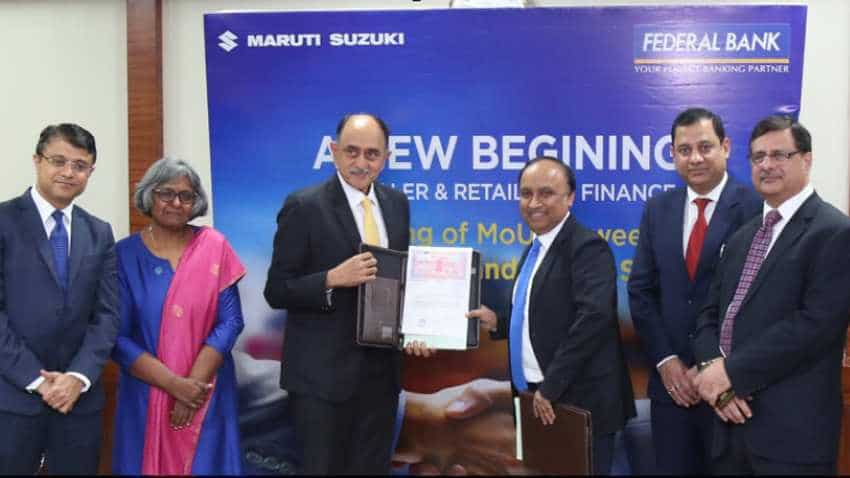 Here is why Maruti Suzuki-Federal Bank tie-up is a big win for car buyers, auto loan seekers - Check key benefits