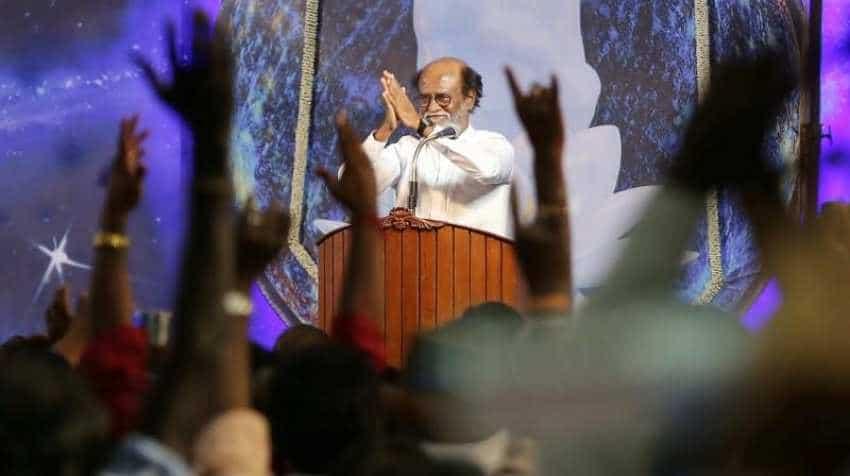 Rajinikanths's Tamil film Darbar gets special poster on superstar's 70th Birthday
