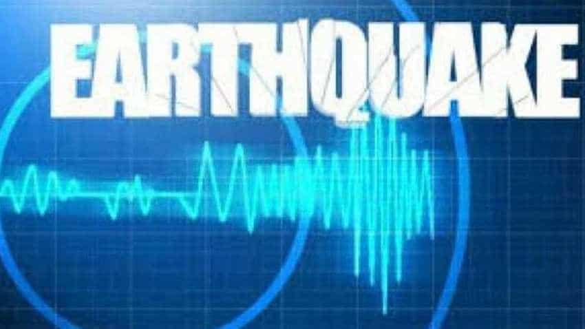 Earthquake in Delhi, NCR, Noida today