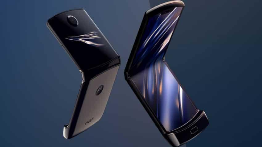 Motorola Razr set to launch in India soon