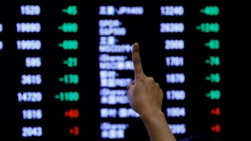 Global Markets: Asia shares rest at highs, sterling licks wounds