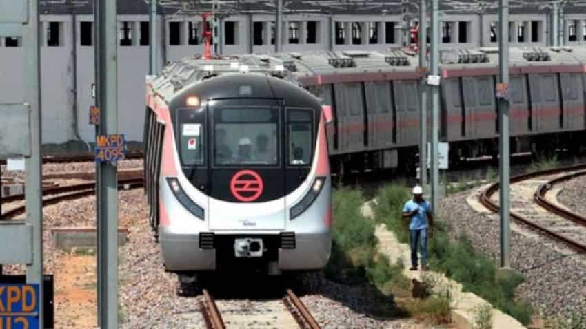 Delhi Metro shuts two stations as precautionary measure