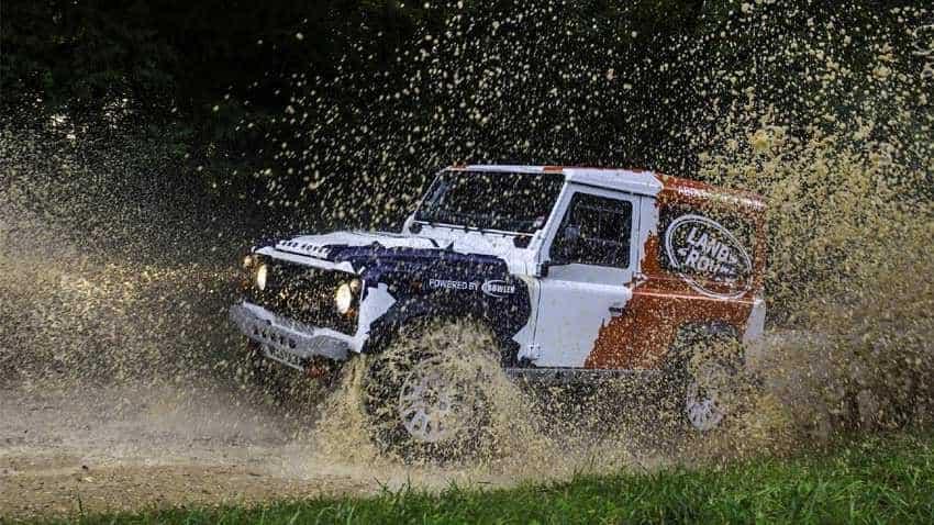Jaguar Land Rover powers into all-terrain performance cars segment, acquires Bowler