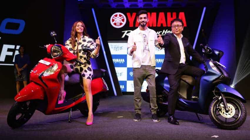 Yamaha enters 125 cc scooter segment, launches new Fascino FI - From price to specs, all you need to know