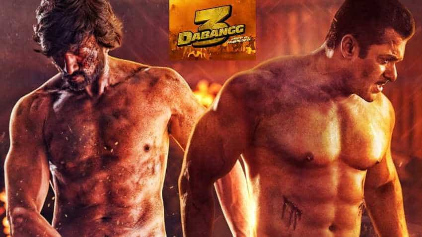 Dabangg 3 Review: Salman Khan back with a bang! Climax fight terrific - Villian Kichcha Sudeepa excellent