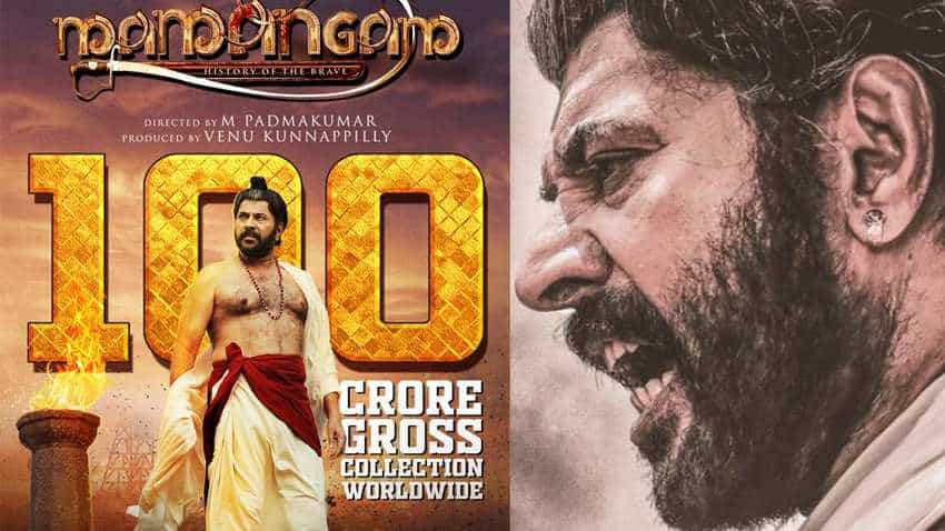 Mamangam Box Office Collection: Rs 100 crores officially confirmed! Mammootty movie rocks!