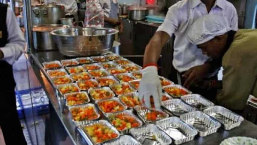 IRCTC share price gains over 2 pct after it revises food prices