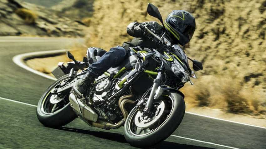 Kawasaki MY21 Z650 launched! All new BS-6 compliant middleweight supernaked bike is here