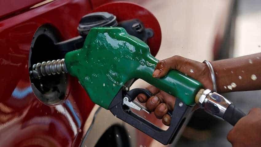 Petrol, Diesel Prices: Check latest fuel rates in Delhi, Mumbai, Chennai and Kolkata