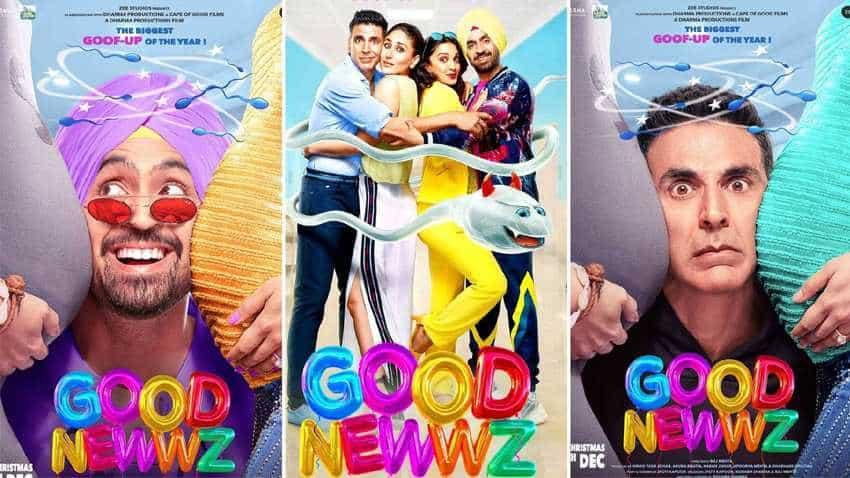 Good Newwz Box Office Collection: Good News! Outstanding Day 2 figures - Check total earnings of Akshay Kumar, Kareena Kapoor, Diljit Dosanjh, Kiara Advani starrer