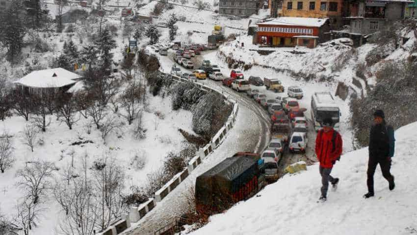 Himachal may ring in white New Year