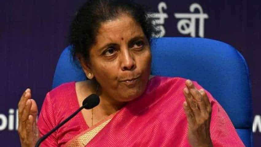 Nirmala Sitharaman announces Rs 102 lakh crore National Infrastructure Pipeline