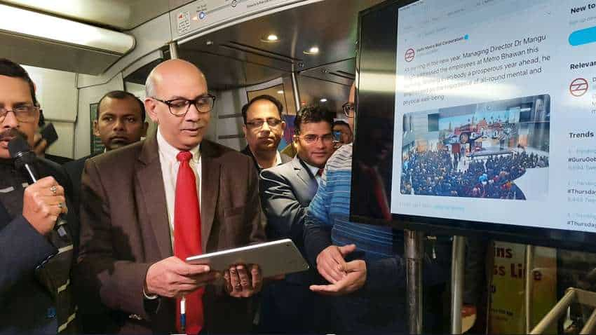 Delhi Metro: Good news! Get free Wi-Fi on trains; check if it will be available on your train