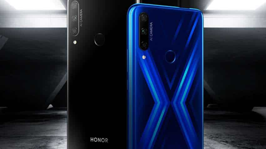Honor 9X with Kirin 810 processor, 4000 mAh battery to be launched in India on January 14