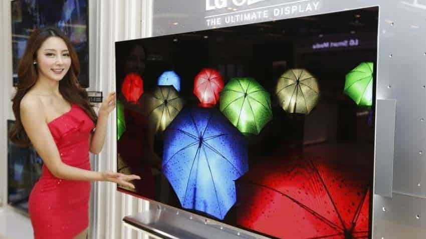 LG launches 13 new OLED TVs at CES 2020