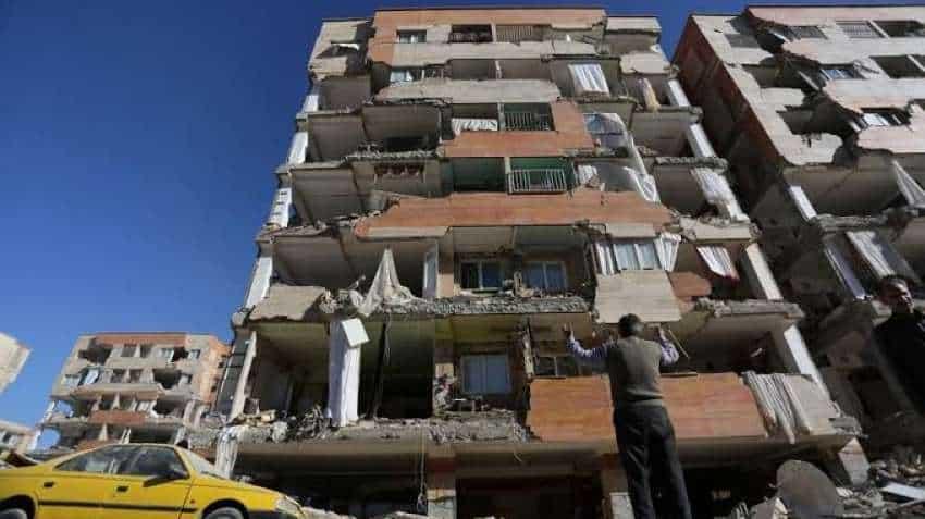 Earthquake in Iran: 5.8-magnitude quake hits Khorasan-e Razavi province  near Afghanistan
