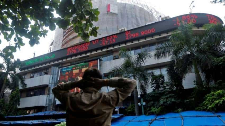 Sensex, Nifty pare Opening Bell losses; Vodafone Idea, TCS, Indiabulls Real Estate stocks gain