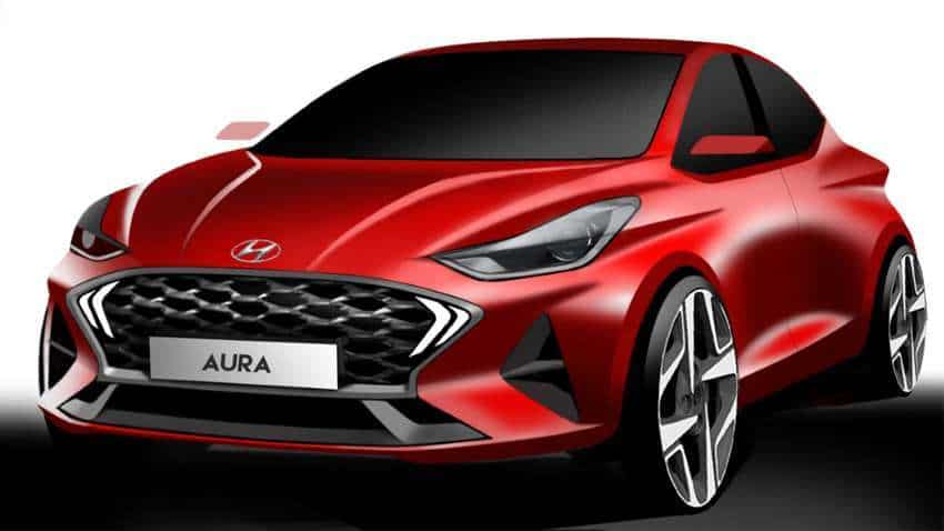 Hyundai AURA: Launch date confirmed! All you need to know about this amazing sedan