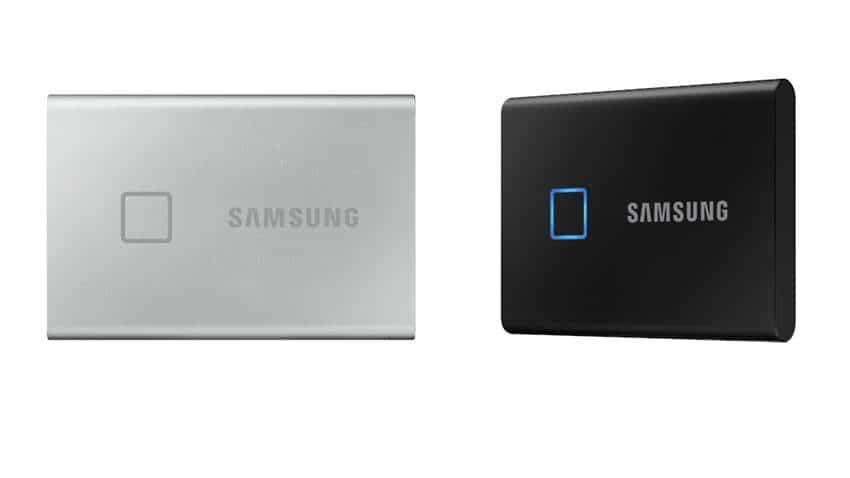 Samsung launches new external SSD with fingerprint scanner for extra security
