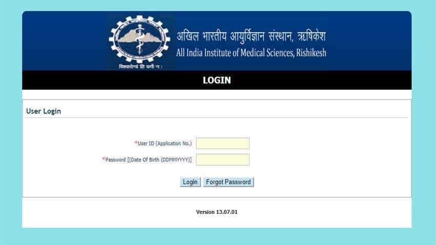 AIIMS Rishikesh Staff Nursing grade 2 exam admit card released! Download it