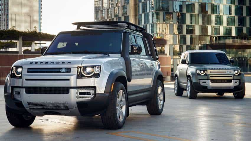 New Land Rover Defender: Brainy and brawny! World's 1st dual eSIM connectivity is here at CES 2020 - All details here