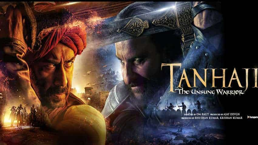 Tanhaji: The Unsung Warrior Day 1 Box Office Collection Prediction: What Ajay Devgn movie may earn