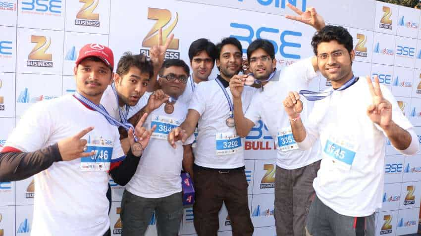 Zee Business BSE Bull Run; BSE MD CEO Ashish Chauhan's fitness mantra