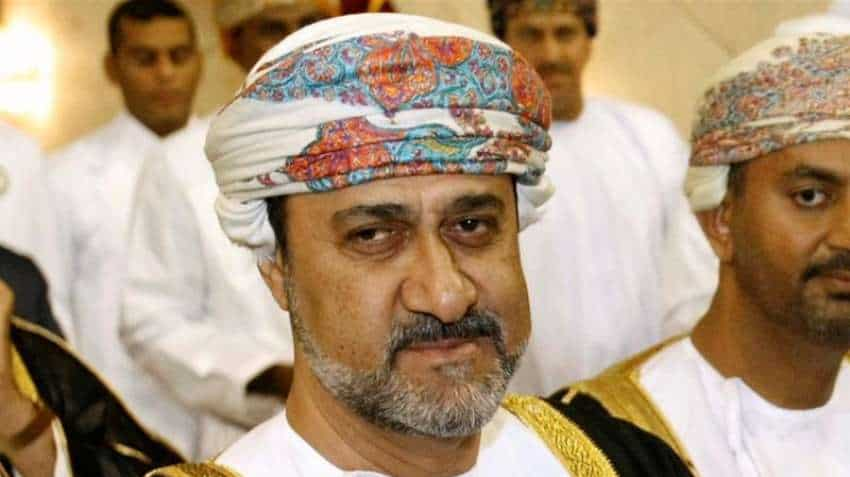 Oman's Sultan Qaboos dead, Haitham bin Tariq takes oath as new ruler