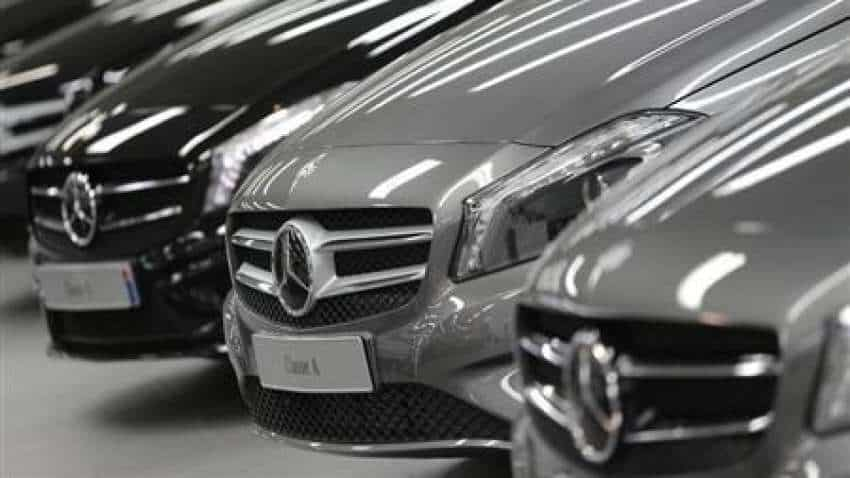 Mercedes-Benz to build smart-branded electric cars with Zhejiang Geely Holding Group in Chinese city  Xian