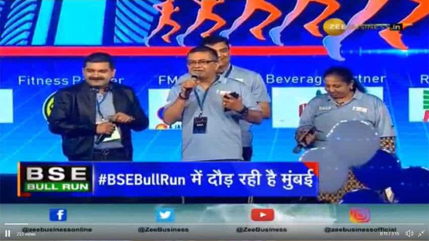 How Zee Business BSE Bull Run started? BSE MD & CEO Ashish Chauhan explains