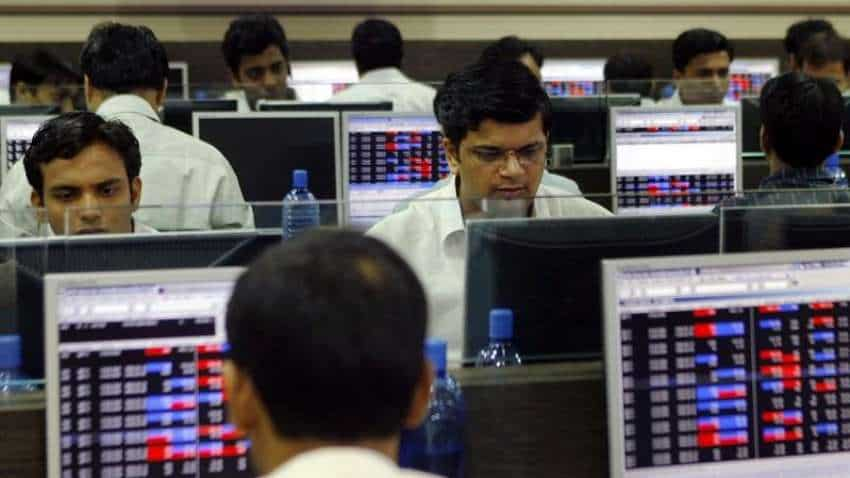 SBI share price soars on Monday; Infosys, Edelweiss, Indiabulls, SAIL in active stocks' list; YES Bank drops